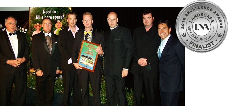 Landscape Excellence Awards landscape construction of the year