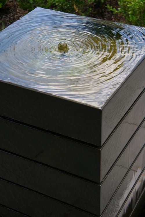 water feature stack