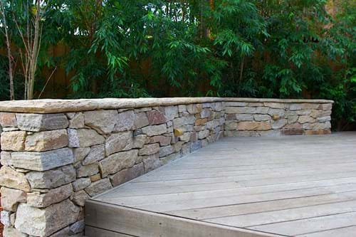 Dry stone walling, Alpine from Eco Outdoor